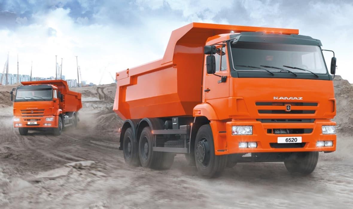 доставка сыпучих грузов от 10 до 25 тонн